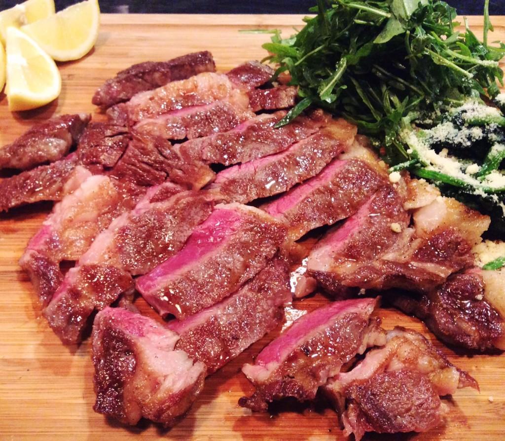 肉(木板)